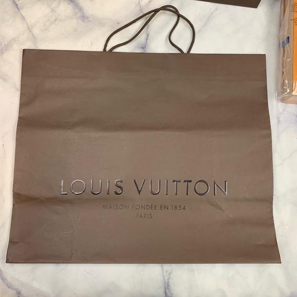 Louis Vuitton Other - LOUIS VUITTON xxl gift bag